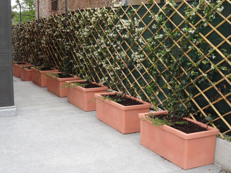 Stunning Gelsomino Terrazzo Contemporary - Idee Arredamento Casa ...